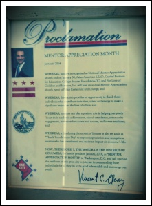 mayors proclamation 1