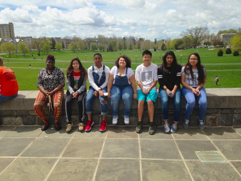 Students at VTECH