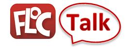 FLOC Talk logo