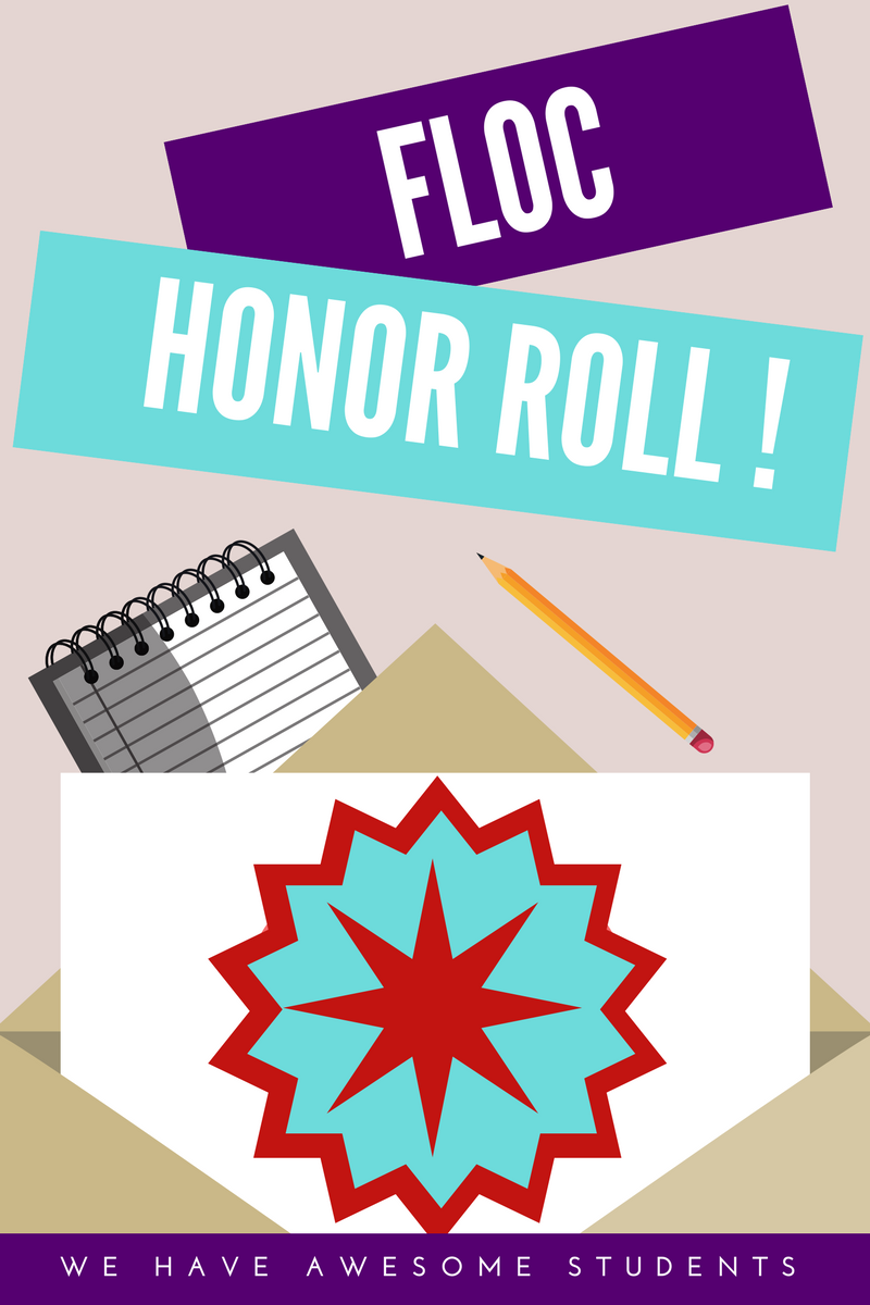 These Honor Students are on a Roll!
